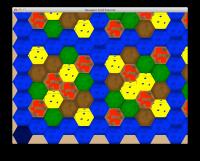 Hexagon Grid Tutorial Screenshot